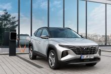 Dette er helt nye og Norgesaktuelle Hyundai Tucson Plug-In Hybrid