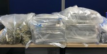 Three men jailed for drug supply following Flying Squad operation