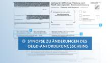 Neuer OEGD-Anforderungsschein SARS-CoV-2