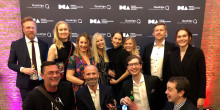 Gull til PR-operatørene i Digital Communication Awards