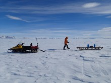International Fellowship award enables further Antarctic research
