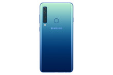 Samsung Galaxy A9 först med fyra bakre kameror