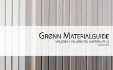 Velg mer miljøvennlige og sirkulære materialer med nye Grønn Materialguide