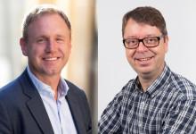 Nya hedersdoktorer vid Luleå tekniska universitet