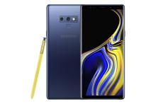 Nye Galaxy Note9 – Samsungs kraftigste smarttelefon noensinne
