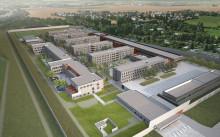 Neue Justizvollzugsanstalt für Sachsen und Thüringen