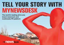 Tell your story with Mynewsdesk presentation