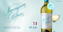 Nytt namn, utseende och årgång för klassisk Sauvignon Blanc från François Lurton
