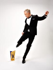 Han leder den svenska idrottens egna Oscarsgala!