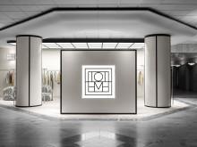 Totême öppnar på Nordiska Kompaniet