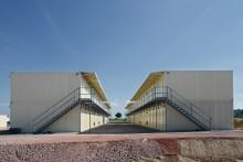 Besserer Corona-Schutz auf Baustellen mit Mietcontainern von Algeco
