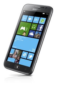 Nu i butik: Nya möjligheter med Samsung ATIV S och ATIV Tab