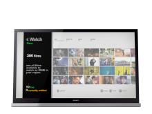 Premium-Heimkino im XXL-Format: Sony präsentiert erstmals einen BRAVIA LCD-Fernseher in 65 Zoll