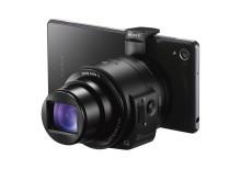 Sony laajentaa Lens Style -linssikameramallistoaan ja esittelee uuden vaihdettavien objektiivien konseptin