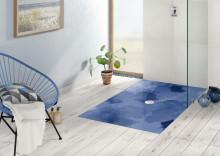 L'alliance parfaite de la sécurité et du confort : des douches à fleur de sol pour le plaisir de la douche accessible à tous