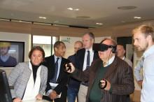 Grønn teknologi på agendaen under ambassadørbesøk