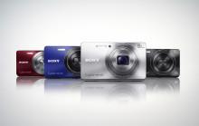 WX100 von Sony: Die wahrscheinlich dünnste Kamera der Welt mit 10fach Zoom