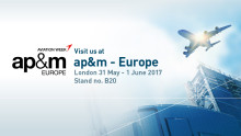 ap&m Europe - The leading networking event for the commercial aviation aftermarket!