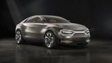 Kia viser helelektrisk konseptbil, Imagine by Kia.