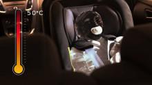 Ford-teknologi kan forhindre ulykker i varme biler