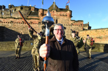 Scotland's Tourism Minister to bid farewell to Tattoo performers bound for Australia and New Zealand