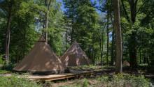 Pressinbjudan: Välkommen på visning av unika tältbyn Camp Oak och säsongens nyheter