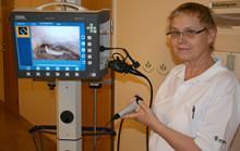 Akademiska inför mobila enheter för bedömning av sväljförmåga