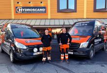 Hydroscand lanserar mobil slangservice i Halmstad
