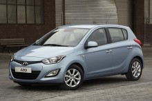 Hyundai lanserer ny i20 i Geneve