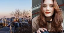 Maria Louise er nettstudent fra Korea: – Jeg får mulighet til å oppleve nye ting og steder