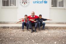 Norwegians passagerare har skänkt över 27 miljoner kronor till UNICEF