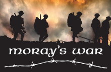 Moray's War open day at Elgin library
