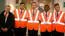 Prince's Trust youths offered jobs with Thameslink