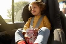 Semper DRYCKIS en mild økologisk fruktdrikk som er sølefri til barn fra 1 år