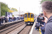 Rail tour brings in £10,000 for special causes