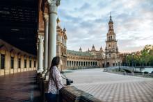 SAS öppnar ny direktlinje till Sevilla från Arlanda