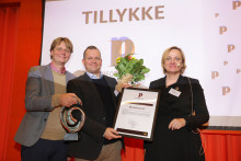 BB fiberbeton A/S vinder CSR People Prize for sit store sociale ansvar
