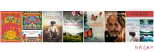 Höstens böcker från Bazar - nytt från Coelho och efterlängtad comeback från Samartin!