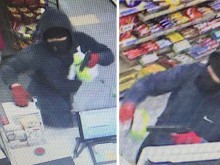 Man steals cash and cigarettes in Crawley gunpoint robbery