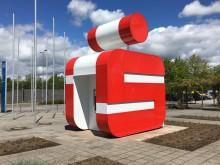 Neuer SB-Pavillon an der Erfurter Messe