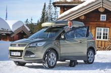 Ford Kuga-kunder vil åpne bagasjerommet med foten