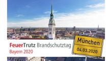 FeuerTrutz Brandschutztag Bayern 2020
