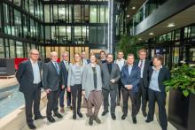 """6. Santander Atrium Dialog: """"Transformation einer ganzen industriellen Gesellschaft"""""""