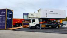 Scania mit nachhaltigen Lösungen für Flughäfen
