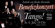 Tango-Weltklasse in Hannover: Isabelle van Keulen mit ihrem Ensemble