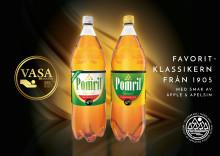 VASA Bryggeri återlanserar dryckesmärke från 1905: Pomril Special