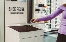 Scorettgruppen introducerar skoinlämningsboxar i butik
