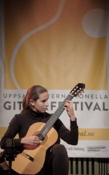 Här är årets vinnare till The International Young Talents Competition 2017 vid Uppsala internationella gitarrfestival.