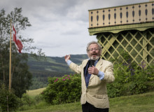 Teatervandring om H.C. Andersen og Bjørnson