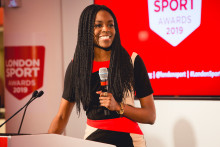 Jessica Creighton to host London Sport Awards 2019